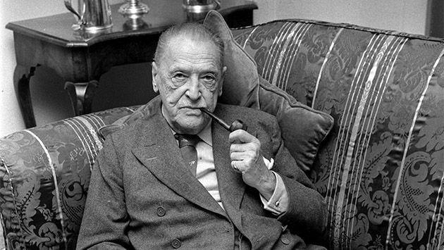 W. Somerset Maugham, escritor, consejos
