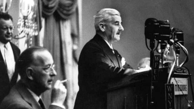 William Faulkner, discurso premio Nobel