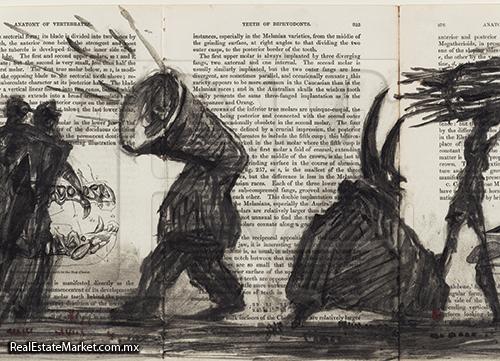 Obra de William Kentridge