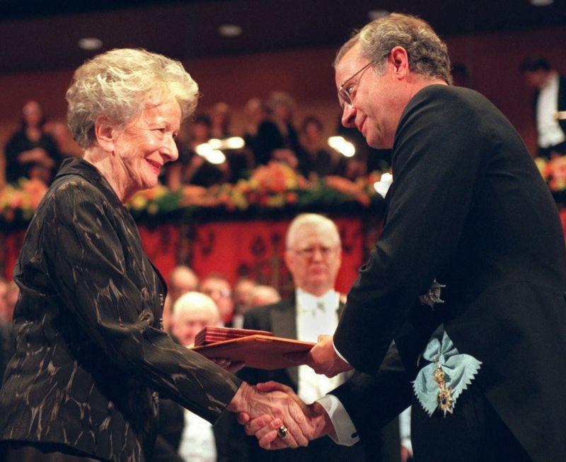 Discurso de Wislawa Szymborska al recoger el Premio Nobel de Literatura de 1996