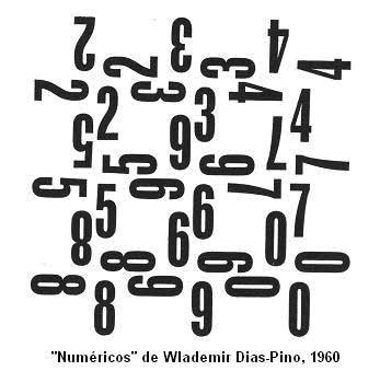 Poesía Visual de Wlademir Dias Pino