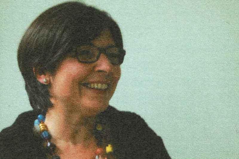 Xenia Viladas, poeta visual