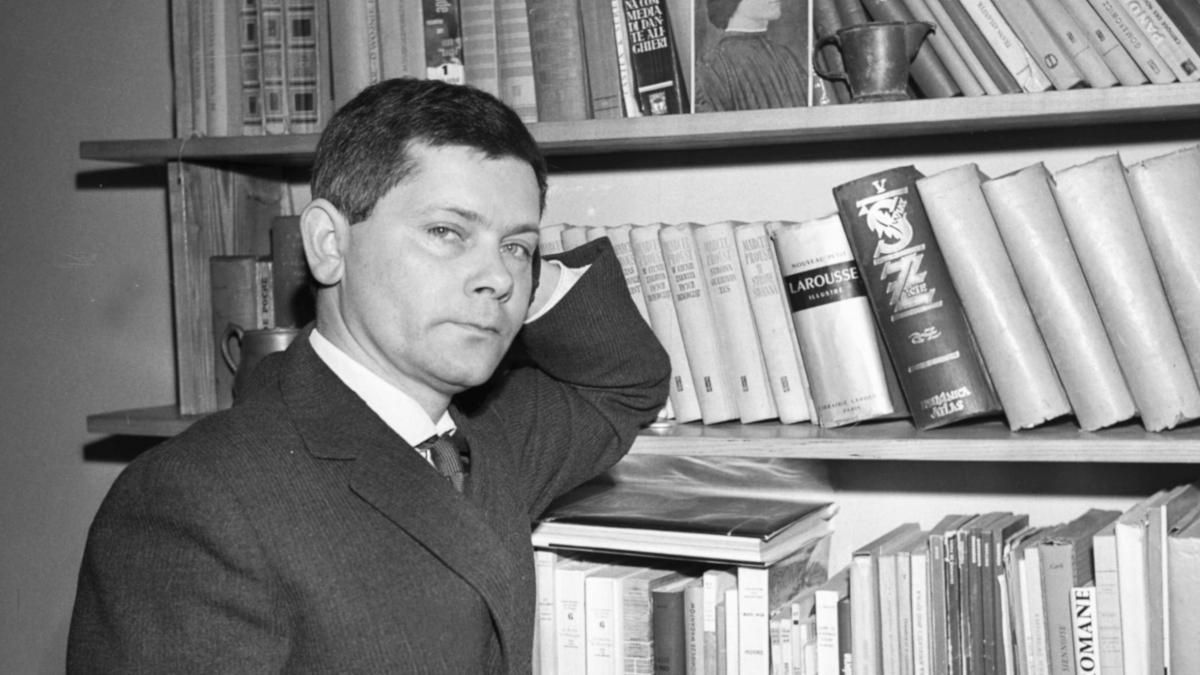 Zbigniew Herbert, poeta, Lwów (Segunda República de Polonia), 1924-1998