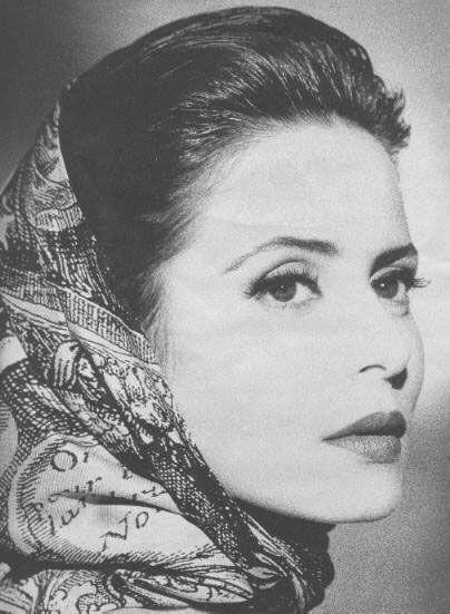 Aitana Sánchez-Gijón de Angelis, Roma, 1968