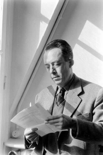 Discurso de Albert Camus
