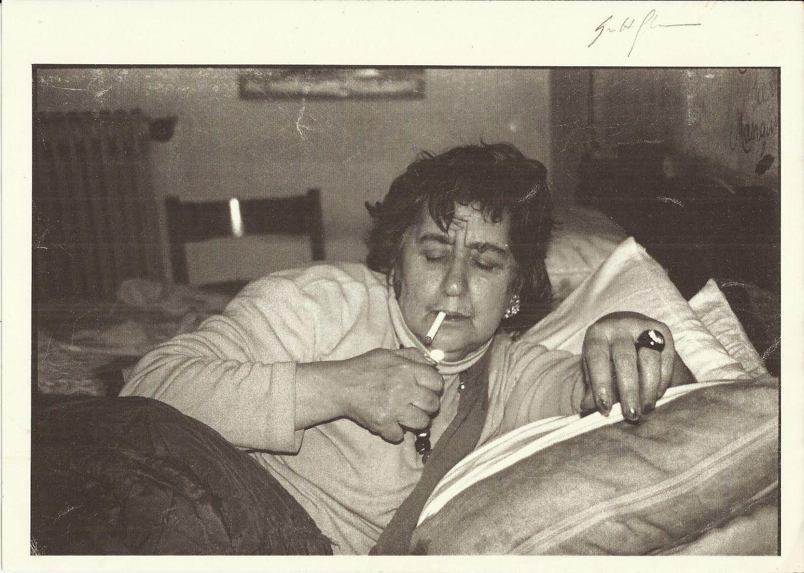 Alda Merini, poeta, Milán, 1931-2009