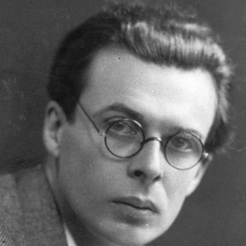 Entrevista a Aldous Huxley