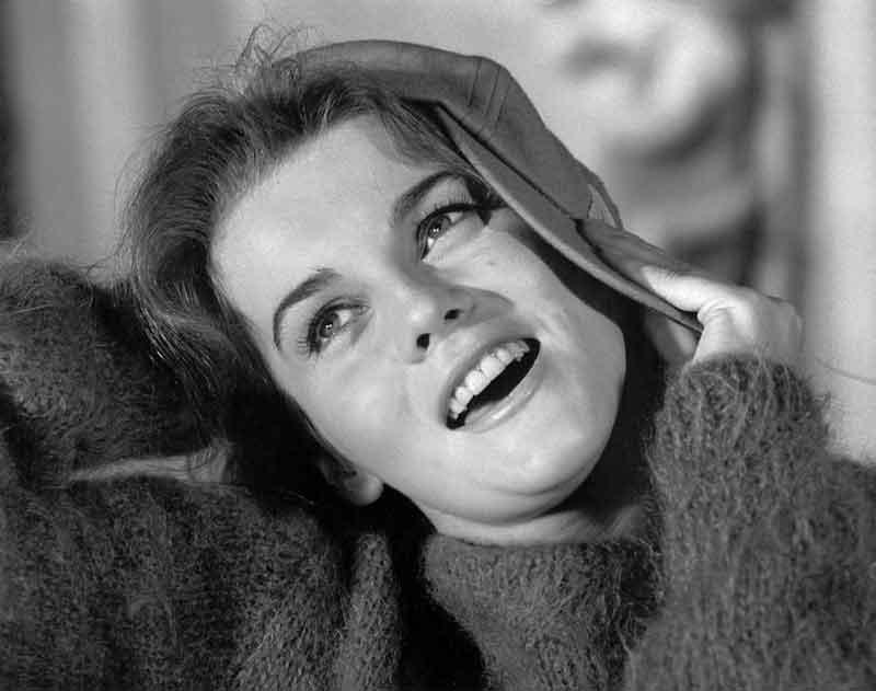 Ann Margret, actriz,, 1941