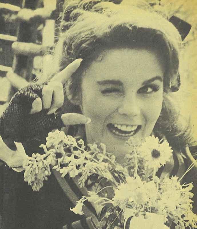 Ann Margret, Valsjöbyn, Jämtland, Suecia, 1941, actriz