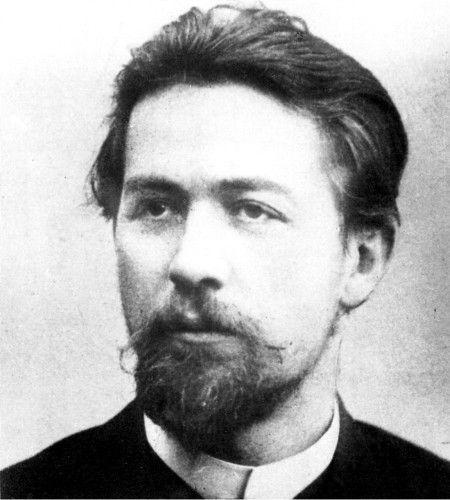 Antón Chéjov joven