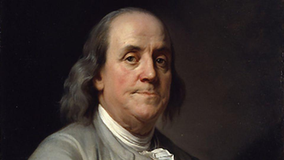 Discurso de Benjamín Franklin