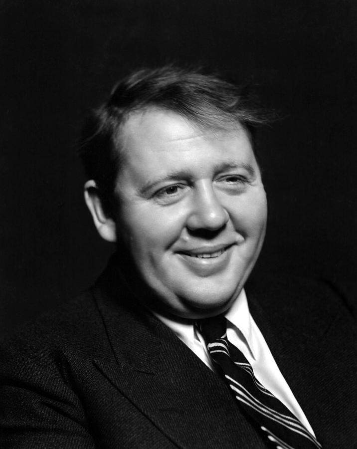 Charles Laughton joven