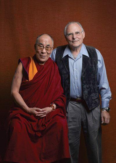 Dalai Lama y Paul Ekman