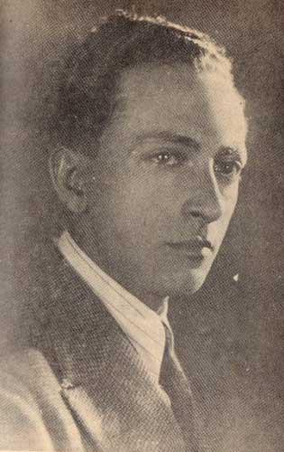 Enrique González Rojo, poeta, Sinaloa (México), 1899-1939