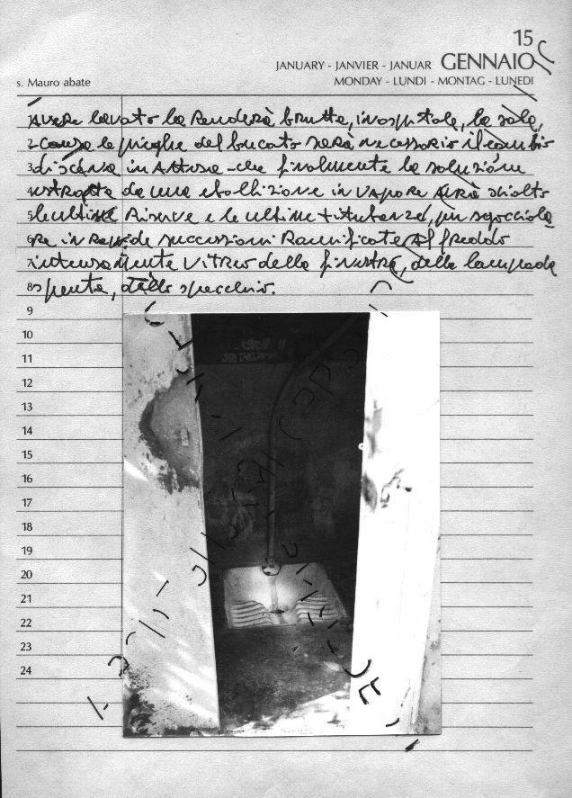 Enzo Minarelli, poeta visual