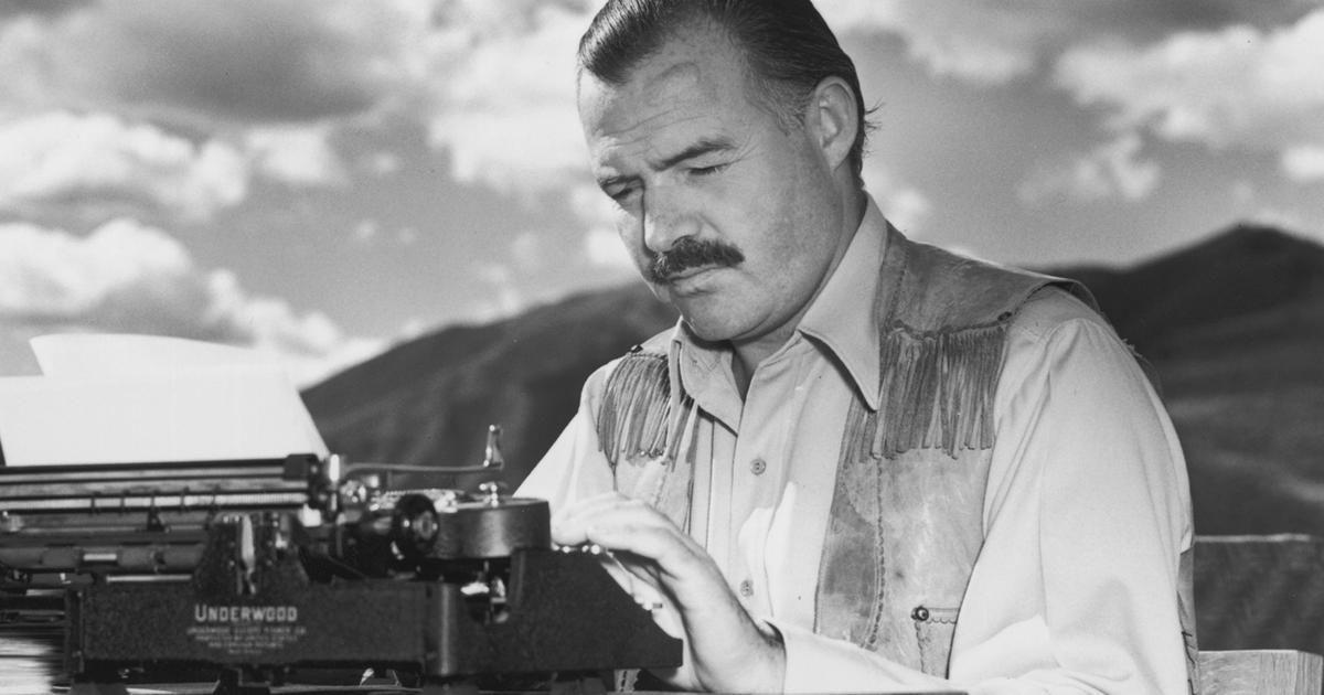 Discurso de Ernest Hemingway al recibir el Premio Nobel de literatura de 1954