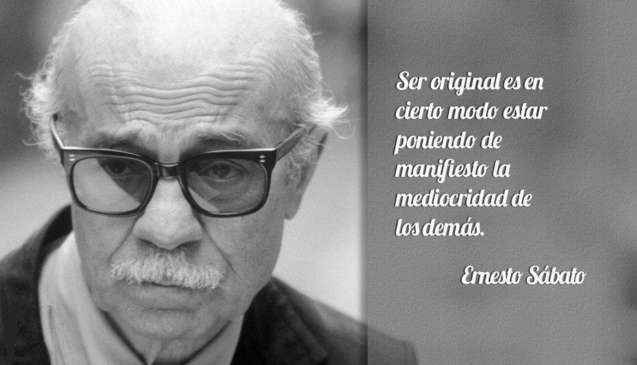 Frases de Ernesto Sabato