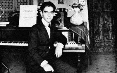 Discurso de Federico García Lorca al inaugurar la biblioteca de su pueblo. Fuente Vaqueros (Granada). Septiembre 1931.