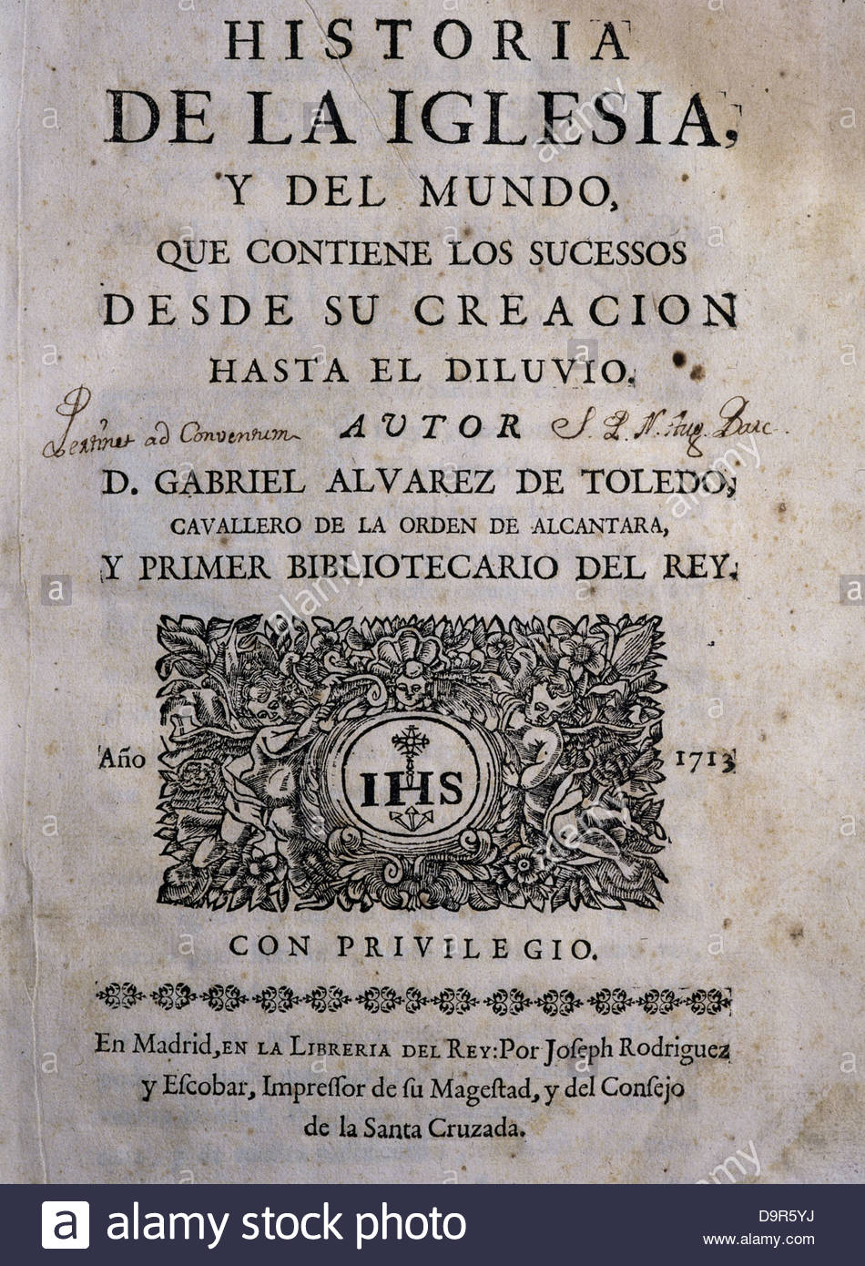 Gabriel Álvarez de Toledo, poeta, Sevilla, 1662-1714
