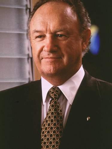 Gene Hackman, François Miterrand, Walter Brennan