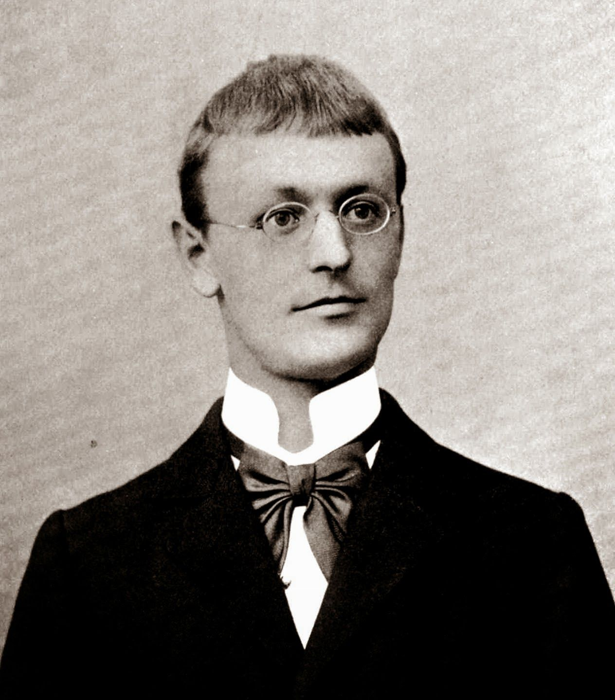 Hermann Hesse joven