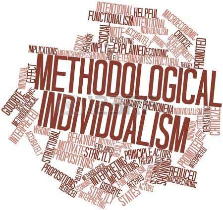 Revisando el Individualismo Metodológico, Alberto Gómez Corona
