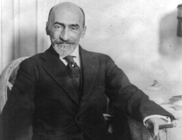 Discurso Premio Nobel de Literatura de 1922 otorgado a Jacinto Benavente