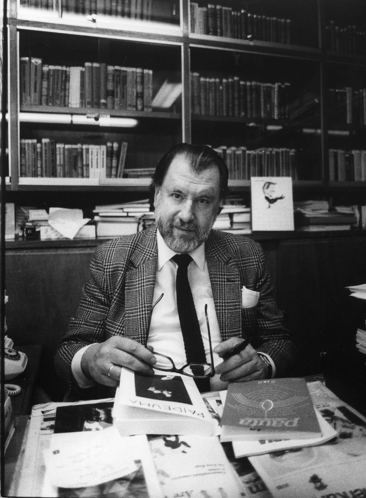 Jaime García Terrés, poeta