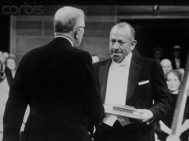 Discurso de John Steinbeck al recoger el Premio Nobel de Literatura de 1962