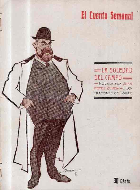 Juan Pérez Zúñiga, poeta, Madrid, 1860-1938