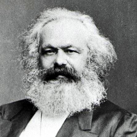 Gila, Juan Ramón Jiménez, Karl Marx