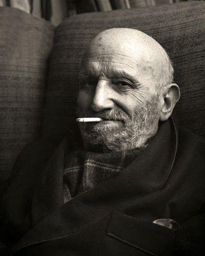 León Felipe, poeta, Tábara (Zamora), 1884-1968