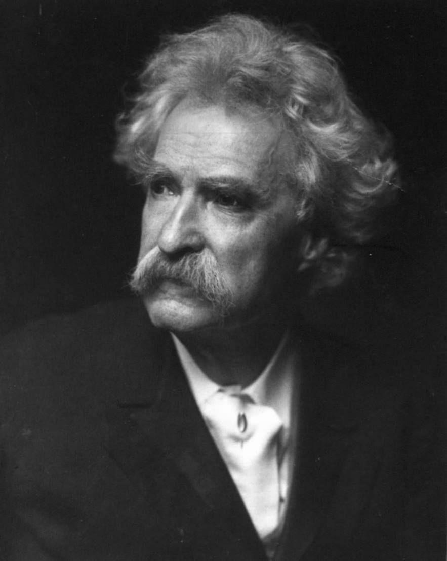 Consejos de 88 escritores Mark Twain, escritor, consejos