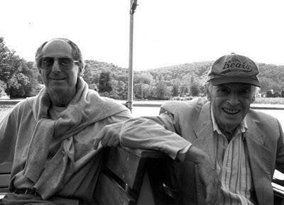 Tengo un plan, Saul Bellow y Philip Roth