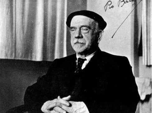 Conferencia de Pío Baroja en el Ateneo de San Sebastián pronunciada el 15 de noviembre de 1933