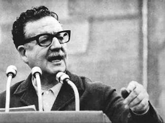 Discursos de Salvador Allende pronunciados desde La Casa de la Moneda en Santiago de Chile, el 11 de septiembre de 1973