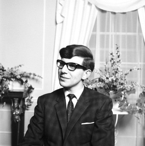 Stephen Hawkings joven