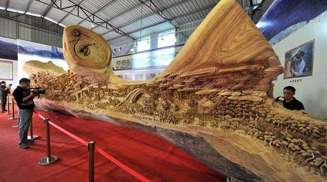 Zheng Chunhui, poeta visual