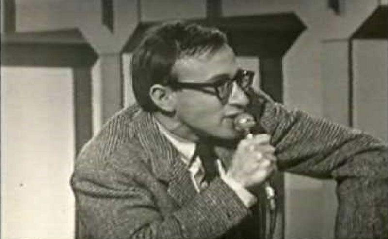 Woody Allen caza un alce (monólogo)